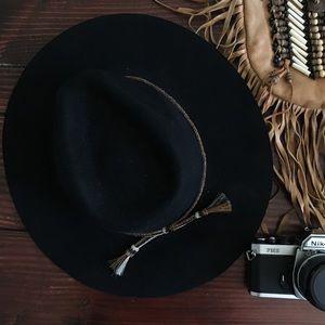 Brixton Black Felt Hat
